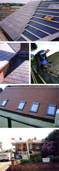 Bromsgrove Roofing, Repairs and Restoration